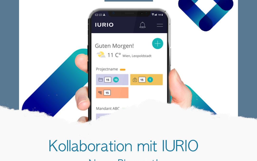 Kollaboration mit IURIO
